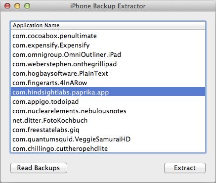 iphonebackupextractor_selectapplication.png