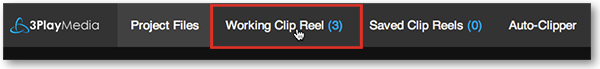 Click Working Clip Reel